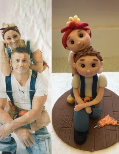 DIY-cake-characters